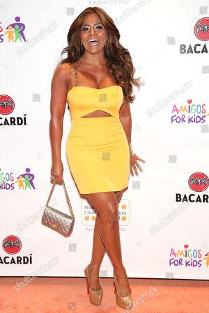 Editorial picture of Amigos For Kids Celebrity Domino Night , Miami, USA - 14 Jun 2014