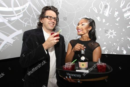 Editorial image of Hennessy V.S. Launches Limited Edition Bottle With Ryan McGinness, New York, USA - 6 Aug 2015