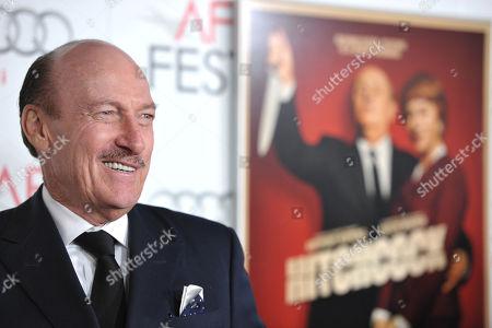 Editorial image of Hitchcock Gala Screening at AFI Fest, Los Angeles, USA - 1 Nov 2012