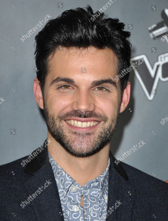 """Stock Image of Cody Belew attends a red carpet event for """"The Voice"""" Season 3 in Los Angeles on"""