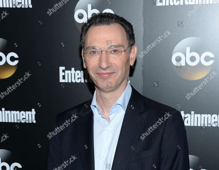 ABC Entertainment Group President Paul Lee attends the Entertainment Weekly and ABC network upfront party in New York. The head of ABC entertainment is exiting amid low ratings, to be replaced by the first African-American to head a broadcast network. ABC said, that Lee has decided to step down. His successor is Channing Dungey, who had been ABC Entertainment Groupâ?™s executive vice president for drama development