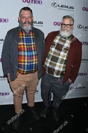 Robert Tagliapietra and Jeffrey Costello, Designers