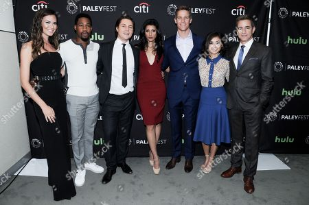 Editorial image of 2016 PaleyFest Fall TV Previews - CBS, Beverly Hills, USA - 12 Sep 2016