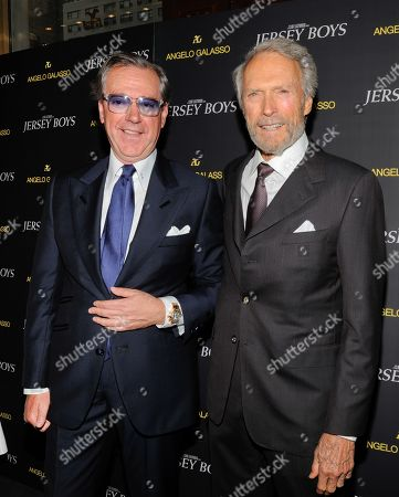 "Editorial picture of Angelo Galasso Cocktail Reception for ""Jersey Boys"" Special Screening, New York, USA - 9 Jun 2014"