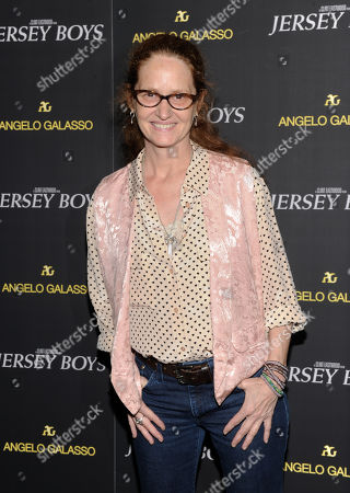 "Melissa Leo attends a cocktail reception for a special screening of his new film ""Jersey Boys"" in the Angelo Galasso boutique inside The Plaza on in New York"