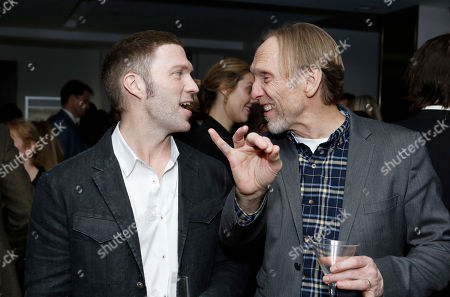 Travis Knight and Henry Selick seen at the LAIKA 10th Anniversary Party at The London Hotel, in West Hollywood, Calif