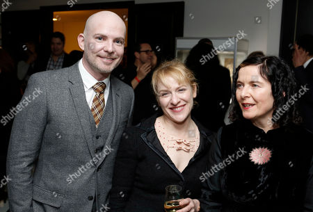 Chris Butler, Arianne Sutner and Deborah Cook seen at the LAIKA 10th Anniversary Party at The London Hotel, in West Hollywood, Calif