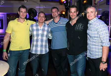 Editorial picture of NFLPA VIP Reception, New Orleans, USA - 31 Jan 2013