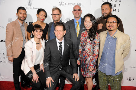 Editorial picture of The Weinstein Company and Lexus Present Lexus Short Films - Red Carpet, Los Angeles, USA - 21 Feb 2013