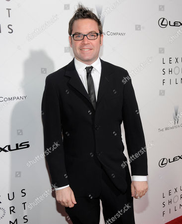 Stock Picture of Composer Ryan Shore attends The Weinstein Company and Lexus Present Lexus Short Films at the Directors Guild of America Theater, in Los Angeles