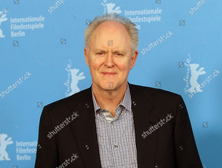 "Actor John Lithgow at the photo call for the film ""Love Is Strange"" during the 64th Berlinale International Film Festival in Berlin. Lithgow will star with Glenn Close in a Broadway revival of Edward Albee's A Delicate Balance this fall. It will be directed by Pam MacKinnon, with previews beginning Oct. 20"