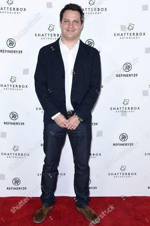 "Michael A. Pruss attends the LA premiere of ""Come Swim"" at the Landmark Theatre, in Los Angeles"