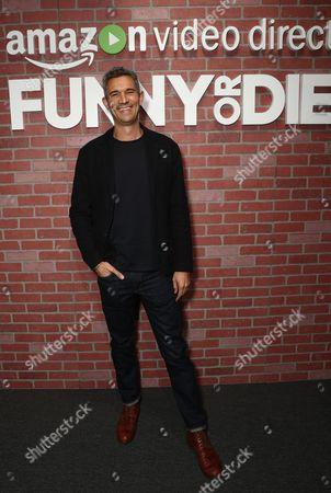 Funny Or Die CEO Mike Farah