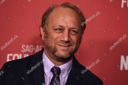 Stock Photo of Scott Krinsky