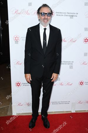 Michael Richards attends the 2015 Red Star Ball held at the Beverly Hilton Hotel, in Beverly Hills, Calif