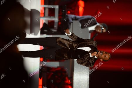 Editorial picture of 2015 Soul Train Awards - Show, Las Vegas, USA - 6 Nov 2015