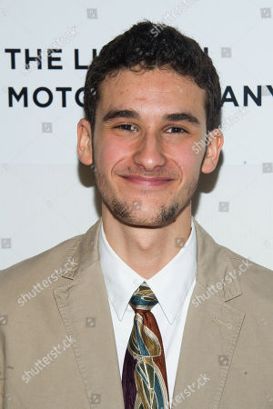 """Stock Picture of Ben Konigsberg attend the Tribeca Film Festival world premiere of """"Anesthesia"""" at the BMCC Tribeca Performing Arts Center, in New York"""