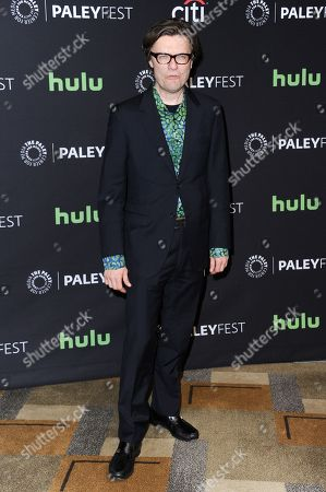 """James Urbaniak attends the 33rd Annual Paleyfest: """"Difficult People"""" held at the Dolby Theatre, in Los Angeles"""