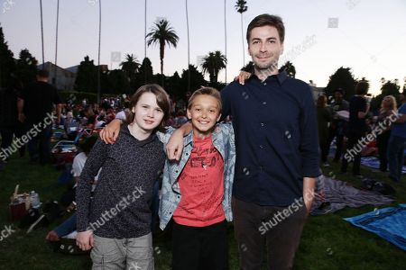 """Editorial photo of Focus World screening of """"Cop Car"""", Hollywood, USA - 2 Aug 2015"""