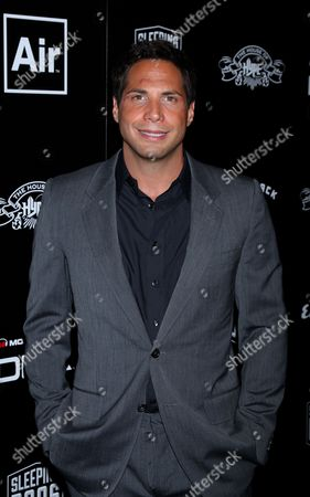 Joe Francis attends the House of Hype Music Awards at the Beverly Hills Hotel in Beverly Hills, Calif. Francis was sentenced Tuesday to 270 days in jail and three years' probation for choking a woman and repeatedly slamming her head to the ground at his Los Angeles mansion in 2011