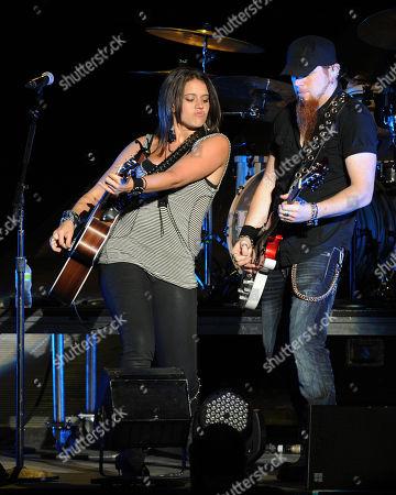 Editorial photo of Rachel Farley - My Kinda Party Tour 2012, West Palm Beach, USA - 11 Aug 2012