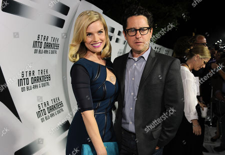 Editorial photo of Star Trek Into Darkness, Los Angeles, USA - 10 Sep 2013