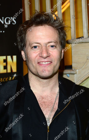 Glenn Carter at The West End Men after party in London on Monday, May 3rd, 2013