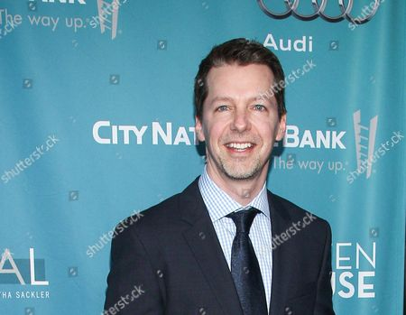 Editorial image of Theater-Sean Hayes, Los Angeles, USA - 22 Mar 2014