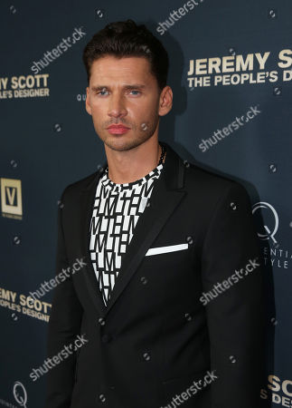 Vlad Yudin attends the World Premiere of JEREMY SCOTT: THE PEOPLE'S DESIGNER, presented by The Vladar Company and Quintessentially at the TCL Chinese Theatre, in Hollywood, Calif