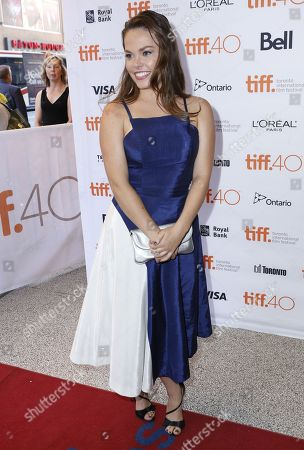 "Editorial picture of 2015 TIFF - ""The Family Fang"" Premiere, Toronto, Canada - 14 Sep 2015"