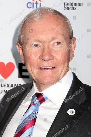 Stock Picture of General Martin Dempsey attends Stand Up For Heroes, presented by the New York Comedy Festival and the Bob Woodruff Foundation, at The Theater at Madison Square Garden, in New York