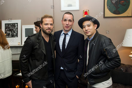 Editorial picture of Launch of DETAILS x CFDA Menswear Initiative, New York, USA - 4 Dec 2012