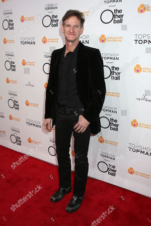 Honoree and photographer, Mark Seliger, arrives at Arms Around the Child's The Other Ball benefit concert at the Highline Ballroom on in New York