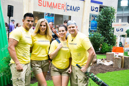 Editorial photo of The Today Show With Network's Summer Camp, New York, USA - 11 Jul 2013