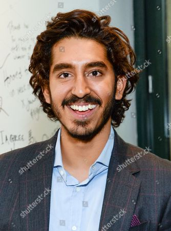 """Actor Dev Patel participates in AOL's BUILD Speaker Series to discuss their new film """"Chappie"""" at AOL Studios, in New York"""