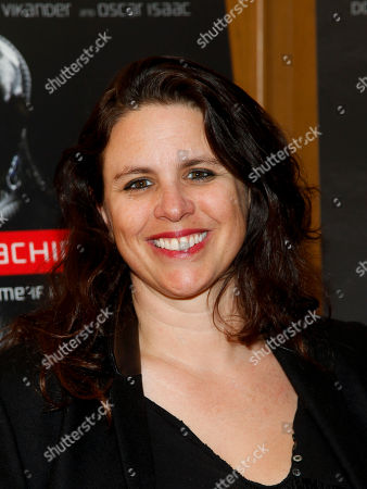"Tanya Wexler attends a special screening of ""Ex Machina"" at the Crosby Street Hotel, in New York"
