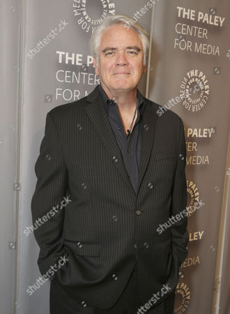 """Michael Harney seen at PaleyLive LA Event with Netflix's """"Orange is the New Black"""", in Beverly Hills, Calif"""