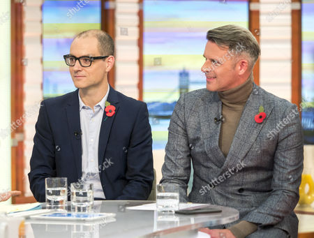 Editorial photo of 'Good Morning Britain' TV show, London, UK - 10 Nov 2017