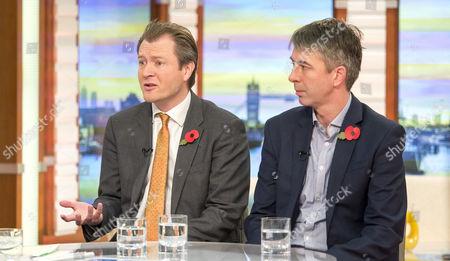 Richard Ratcliffe and Joey Jones