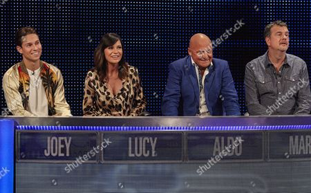 Editorial photo of 'The Chase Celebrity Special' TV Series - 19 Nov 2017
