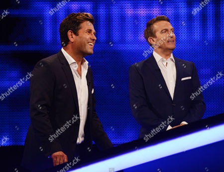 Editorial photo of 'The Chase Celebrity Special' TV Series - 26 Nov 2017
