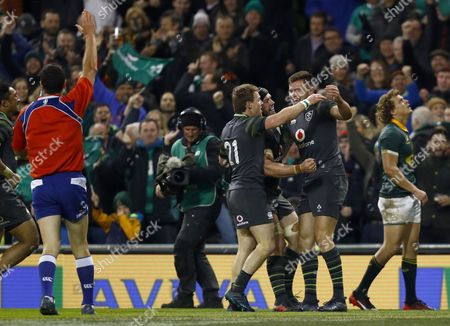 Guinness Series, Aviva Stadium, Dublin 11/11/2017