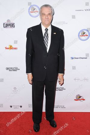 Actor Tom Hallick arrives at the 14th Annual LAPD Eagle & Badge Foundation Gala held at the Century Plaza Hotel, in Los Angeles