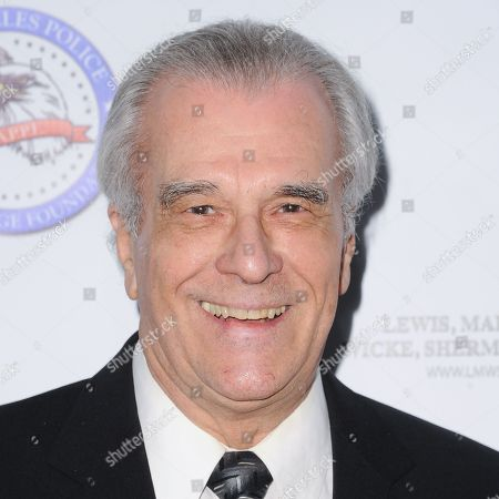 Stock Picture of Actor Tom Hallick arrives at the 14th Annual LAPD Eagle & Badge Foundation Gala held at the Century Plaza Hotel, in Los Angeles