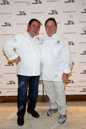Editorial picture of 2014 James Beard Foundation Gala: Celebrating Charlie Trotter and the New American Cuisine, New York, USA - 14 Nov 2014