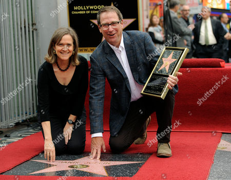 Editorial picture of Janis Joplin Honored with a Posthumous Star on The Hollywood Walk of Fame, Los Angeles, USA - 4 Nov 2013