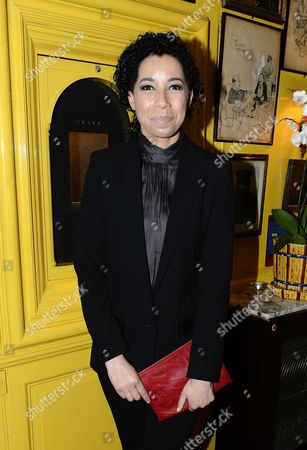 Margherita Taylor seen at the Johnnie Walker Blue Label and David Gandy Partnership Launch Party at Annabel's, Berkeley Square, in London