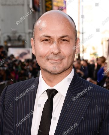 """Stock Picture of Actor Steve Bastoni attends the premiere of the feature film """"The Water Diviner"""" in Los Angeles on"""