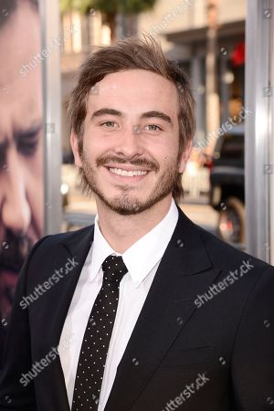 "Actor Ryan Corr attends the premiere of the feature film ""The Water Diviner"" in Los Angeles on"