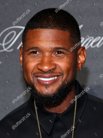 Usher arrives at Gabrielle's Angel Foundation For Cancer Research Angel Ball 2015 at Cipriani Wall Street in New York. Stevie Wonder, Usher, Lenny Kravitz and Demi Lovato will honor Lionel Richie when he is named MusiCares person of the year next year. The Recording Academy said, that John Legend, The Roots and Zac Brown will also pay tribute to Richie at the Feb. 13, 2016, event in Los Angeles